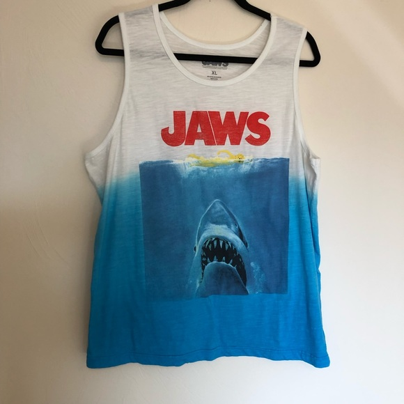 jaws Other - Jaws tank top